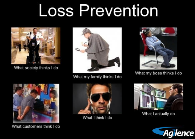 Loss Prevention What They Think We Do