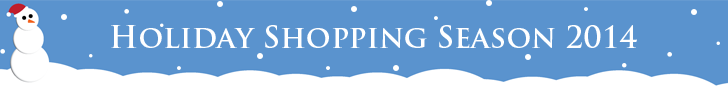 Holiday Shopping 2014